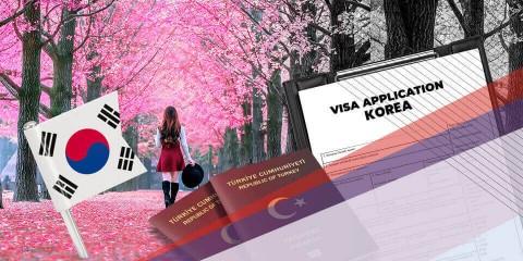 Güney Kore Turistik Vize