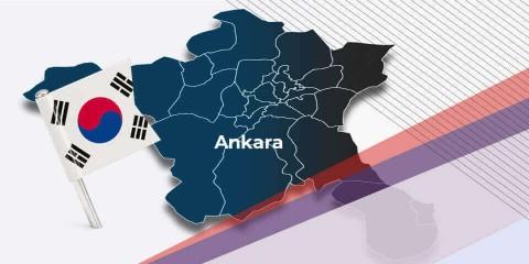 Güney Kore Ankara Büyükelçiliği, Kore Konsolosluğu Ankara