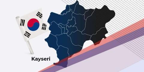 Güney Kore Kayseri Fahri Konsolosluğu
